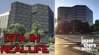 GTA 5 LOCATIONS IN REAL LIFE ! (GTA5)