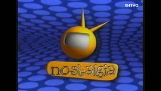 TVE CANAL NOSTALGIA ID AZUL 2000/2005