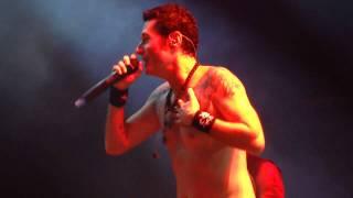 Capital Inicial (show na cidade de Madre de Deus - BA 28/01/2011) 07.