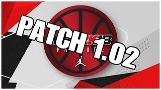 NBA 2K18 PRELUDE- PATCH 1.02 (ITS ONLY BEEN ONE DAY!!)