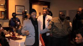 Dru Hill Sisco, Scola & Jazz Performs Incomplete At Surprise Marriage Proposal