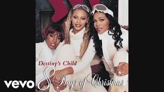 Destiny's Child - Rudolph the Red-Nosed Reindeer (audio)