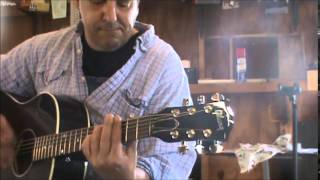 The Thrill is Gone Acoustic Cover by Jon Waldo