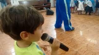 Meu Barquinho - Bunekão de Jesus - Igreja Assembléia de Deus em Águas Claras - DF