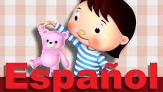 Osito, osito | Canciones infantiles | LittleBabyBum