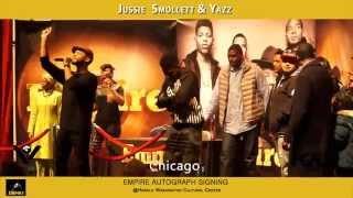Empire Stars Jussie & Yazz Live  By Vizualize Filmz