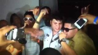 Yo Se Que Tu Quieres LIVE @ Manhattan Lounge  - Falsetto & Sammy Ft  Farruko