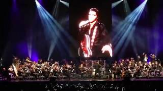 Elvis in Concert Paleis 12 Brussels (Video 1) - John Van Marcke