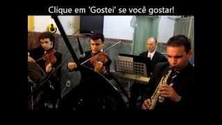 Oração da Família - Violino - Benção das Alianças - Música Casamento Católico no RJ e SP