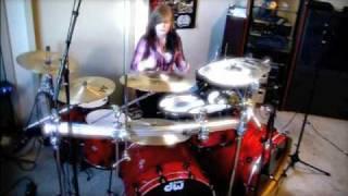 Higinia - Blessthefall ( Drum Cover )