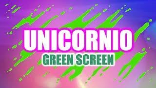 Intro beauty Guru Unicorn Editable, degradado cool