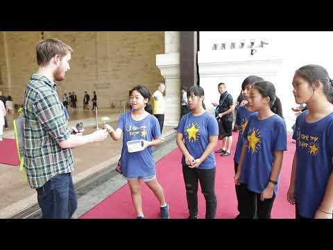 大莊國小六甲中正紀念堂英語介紹家鄉水果芭樂對話練習2 - YouTube