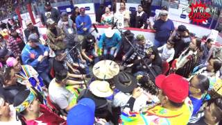 Stoney Park Singers Singers Saturday Intertribal @ Regina Powwow 2017