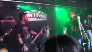Dust N' Bones (2ª parte) - Coma - Guns N' Roses Tribute (Morrison Rock Bar 02/10/15)