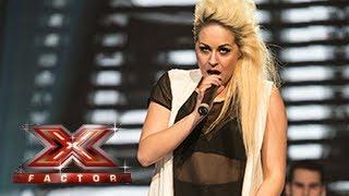Aleksandra Brkovic (Zbunjena - Negative) - X Factor Adria - LIVE 3