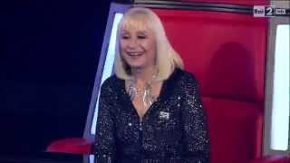 "The Voice IT | Serie 2 | Live 2 | Piero Pelù e Noemi cantano ""Svalutation"""