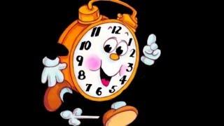 Tic tac - O relógio Cida Barros Amorim - Turma da Thertú