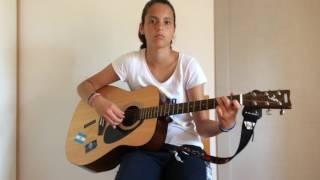 Pino Daniele - Napule è (cover acoustic guitar)
