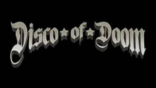 Disco Of Doom 'Butter Fingers' Gung Ho! Recordings 2009