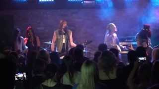 GUNS 2 ROSES - SO FINE - LIVE NOTTINGHAM ROCK CITY 2013