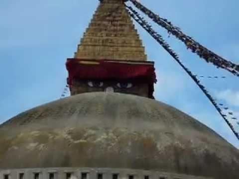 budha stupa nepal