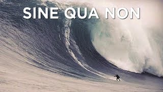 Sine Qua Non: The Psychology of Big Wave Surfing w/ Greg Long - Official Trailer [HD]