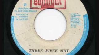 TRINITY - 'Three Piece Suit' - Joe Gibbs 1975