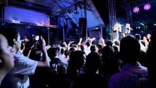 Parazitii - Cum se face (live) @ Discoteca Tineretului Costinesti