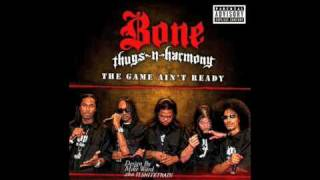 **NEW** Bone Thugs - The Game Ain't Ready - Uni-5