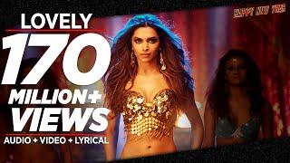 OFFICIAL: 'Lovely' FULL VIDEO Song | Shah Rukh Khan | Deepika Padukone | Kanika Kapoor width=