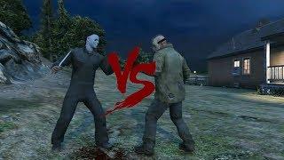Jason Voorhees VS Michael Myers - Death Battle (GTA 5)