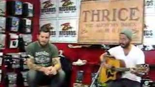 Thrice - Child Of Dust live on Record Store Day