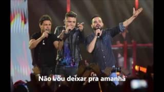 Zezé di Camargo & Luciano - Pra Que Deixar Pra Amanhã - Part  Felipe Araujo