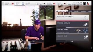 Jvcom 19 S2 week 7 Colts vs Ravens