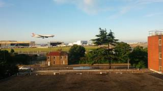 ✈ PLANESPOTTING ✈ Four Landings At London Heathrow Airport (LHR)