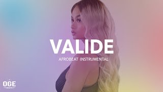 "Free Afrobeat x Dancehall Instrumental 2018 ""Valide"" (Prod. By OGE BEATS)"