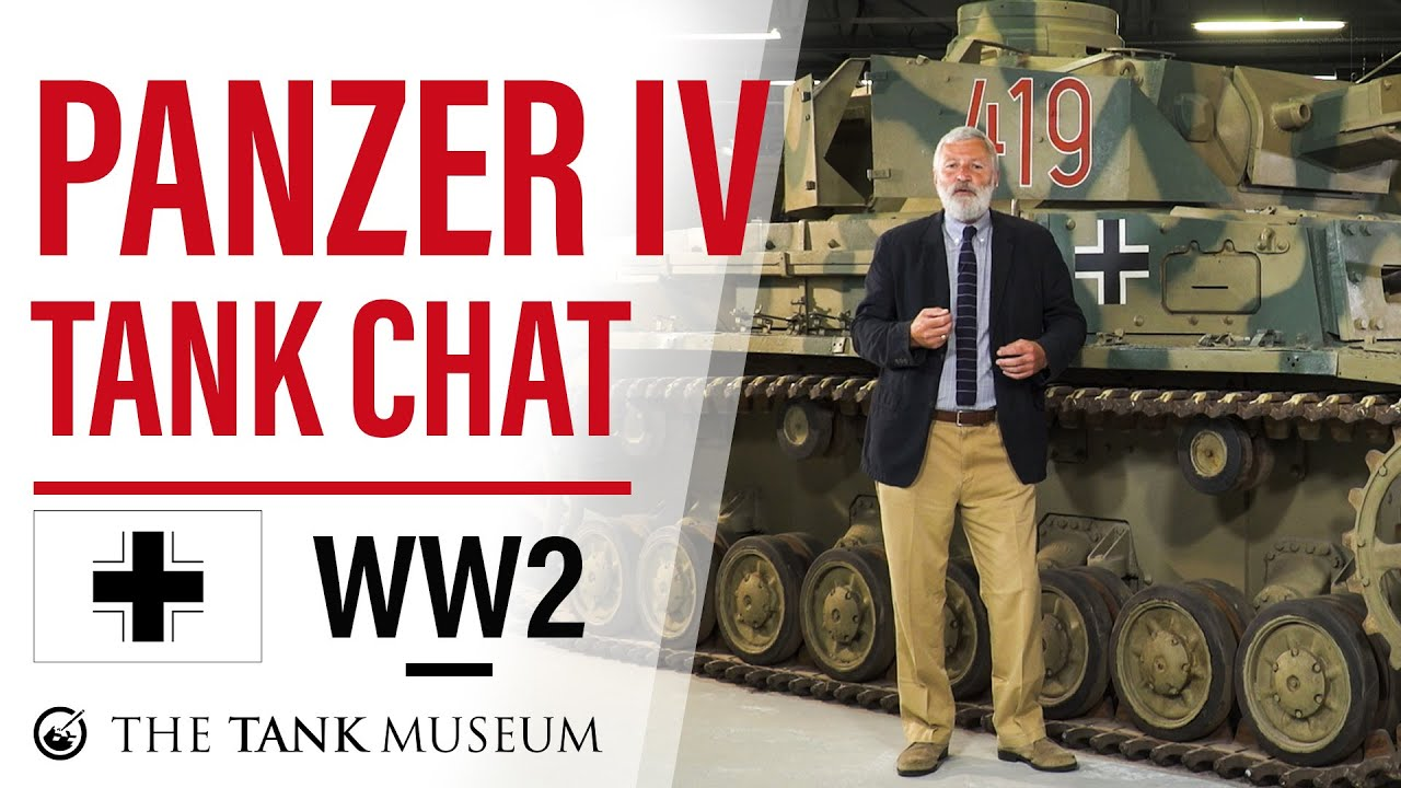 Tank Chats #106 | Panzer IV | The Tank Museum