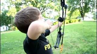 Carter Wise tooth pull.....with bow and arrow.