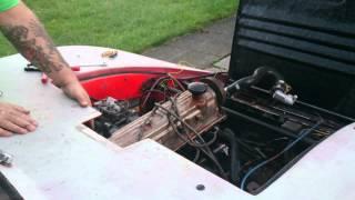 Eagle pinto engine