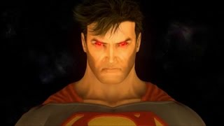 X-Ray Dog - The Day Has Come (DC Universe Music Video) inofficial
