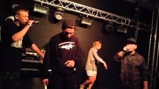 Micro One - Aš būsiu tas ( LIVE KERLINGAS 2015 )