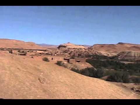 Ait Benhaddou, a ksar and favourite Hollywood destination, Morocco