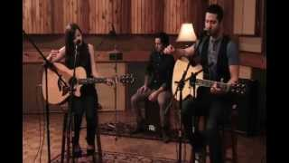 Lady Antebellum - Just A Kiss (Boyce Avenue feat Megan Nicole acoustic cover) Sub Español