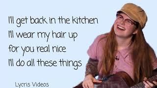 Catie Turner pity lycris video