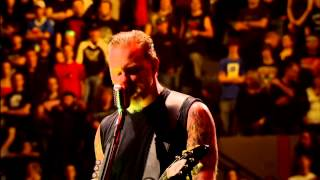 Metallica QuebecMagnetic 2009 Killing Time Sweet Savage Cover