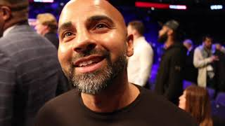 'IMAGINE IF WHYTE BEATS WILDER - THEN FIGHTS ANTHONY JOSHUA!' - DAVE COLDWELL REACTS TO KO OF BROWNE
