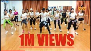 Daddy Yankee - Dura (Zumba Video ) ZUMBA WORKOUT | ZUMBA DANCE | EASY STEPS |