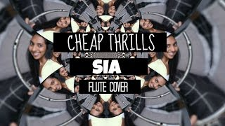 Cheap Thrills - SIA Flute Cover
