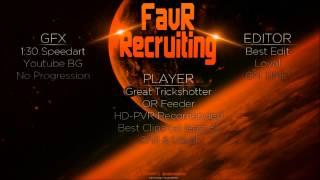 FavR Recruitment [Desc.]
