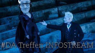 ALLE wichtigen Infos zum #DA Treffen!  | Let's Build Hogwarts LIVE